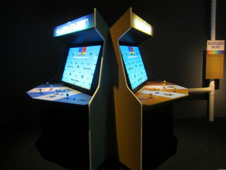 Killer Queen Arcade Available From Plan It Interactive