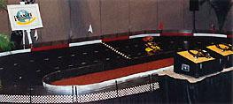 Micro-Reality Race Track
