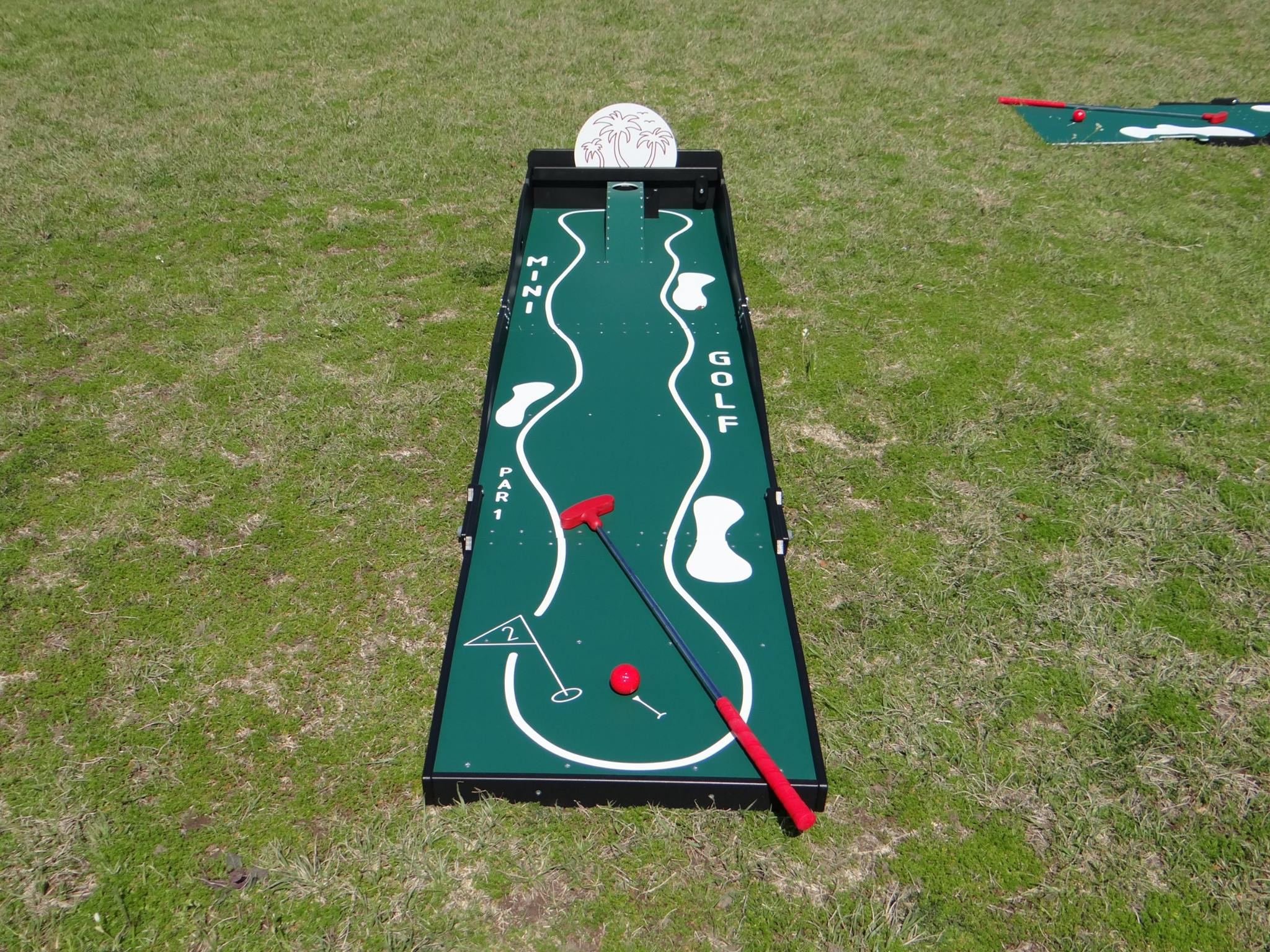 Carnival Game - Mini Golf #2