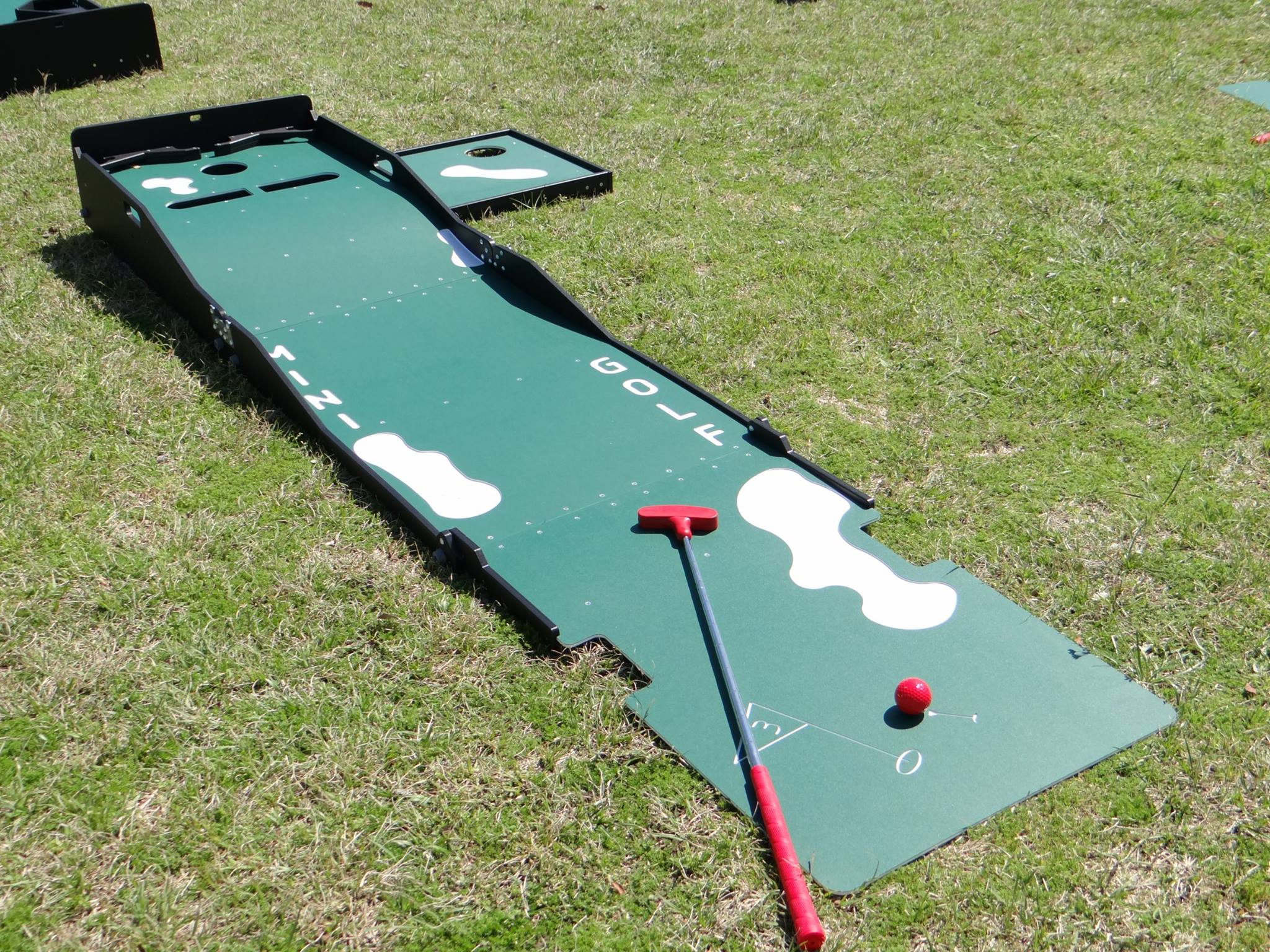 Carnival Game - Mini Golf #3