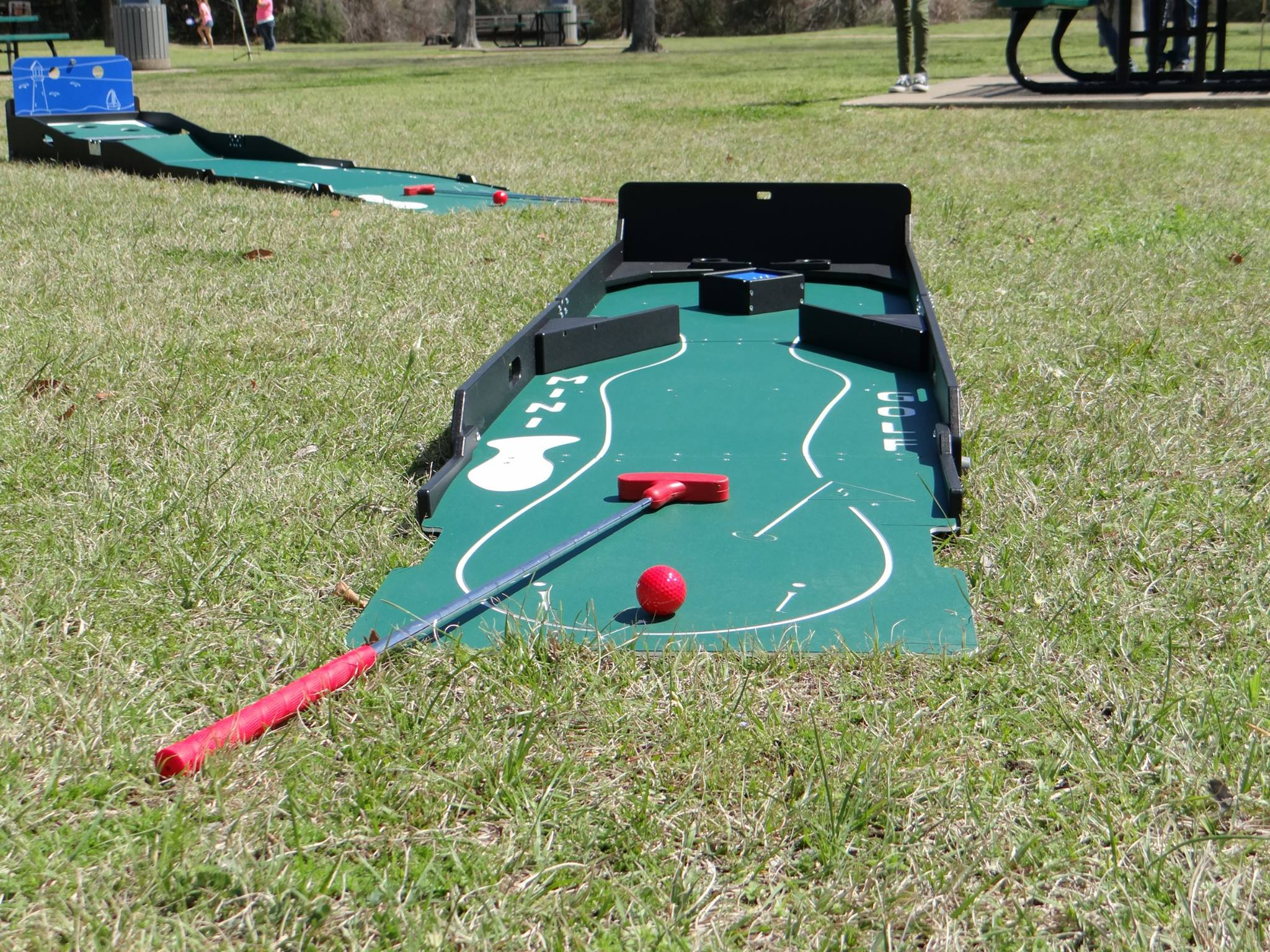 Carnival Game - Mini Golf #5