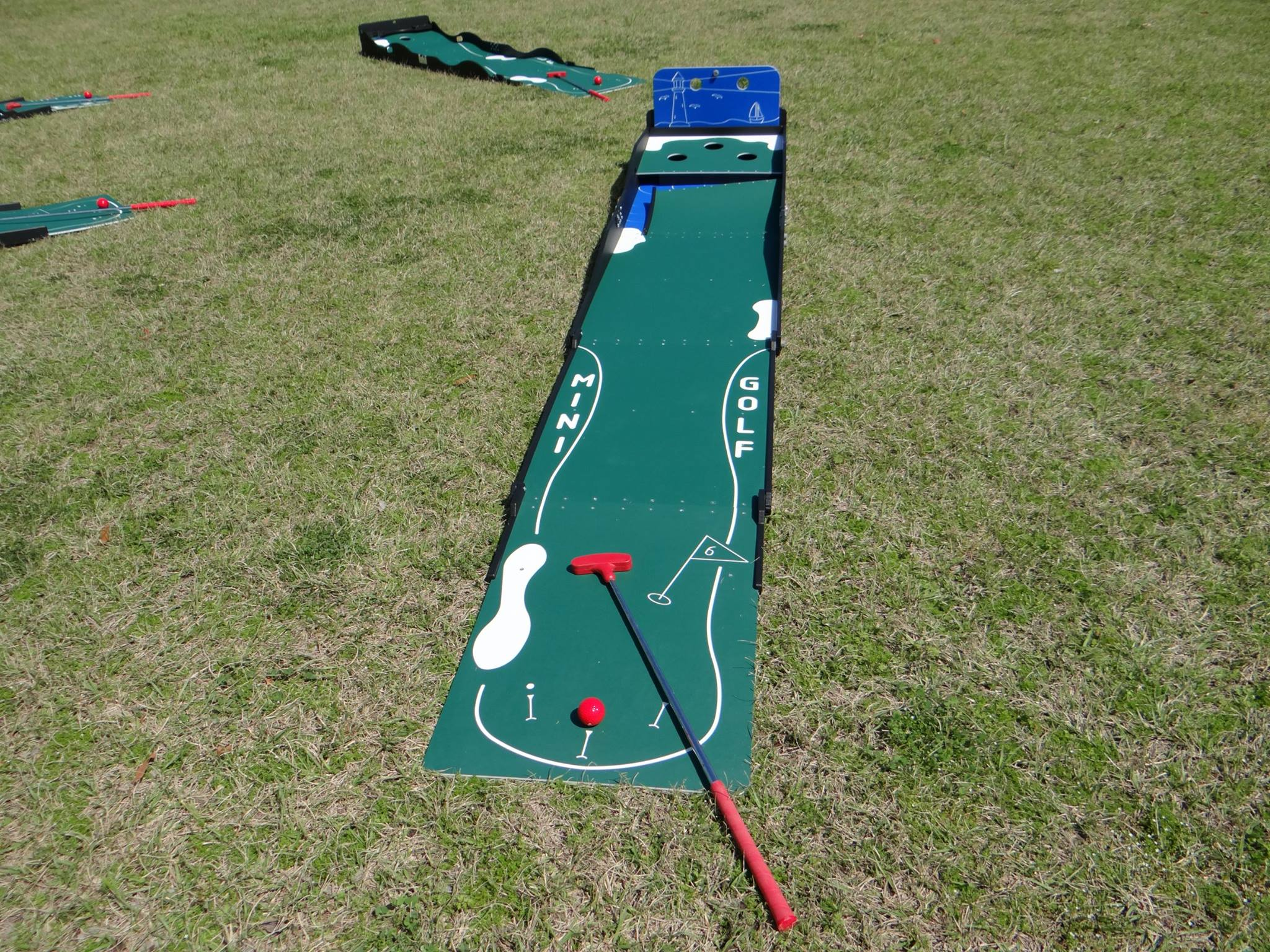 Carnival Game - Mini Golf #6