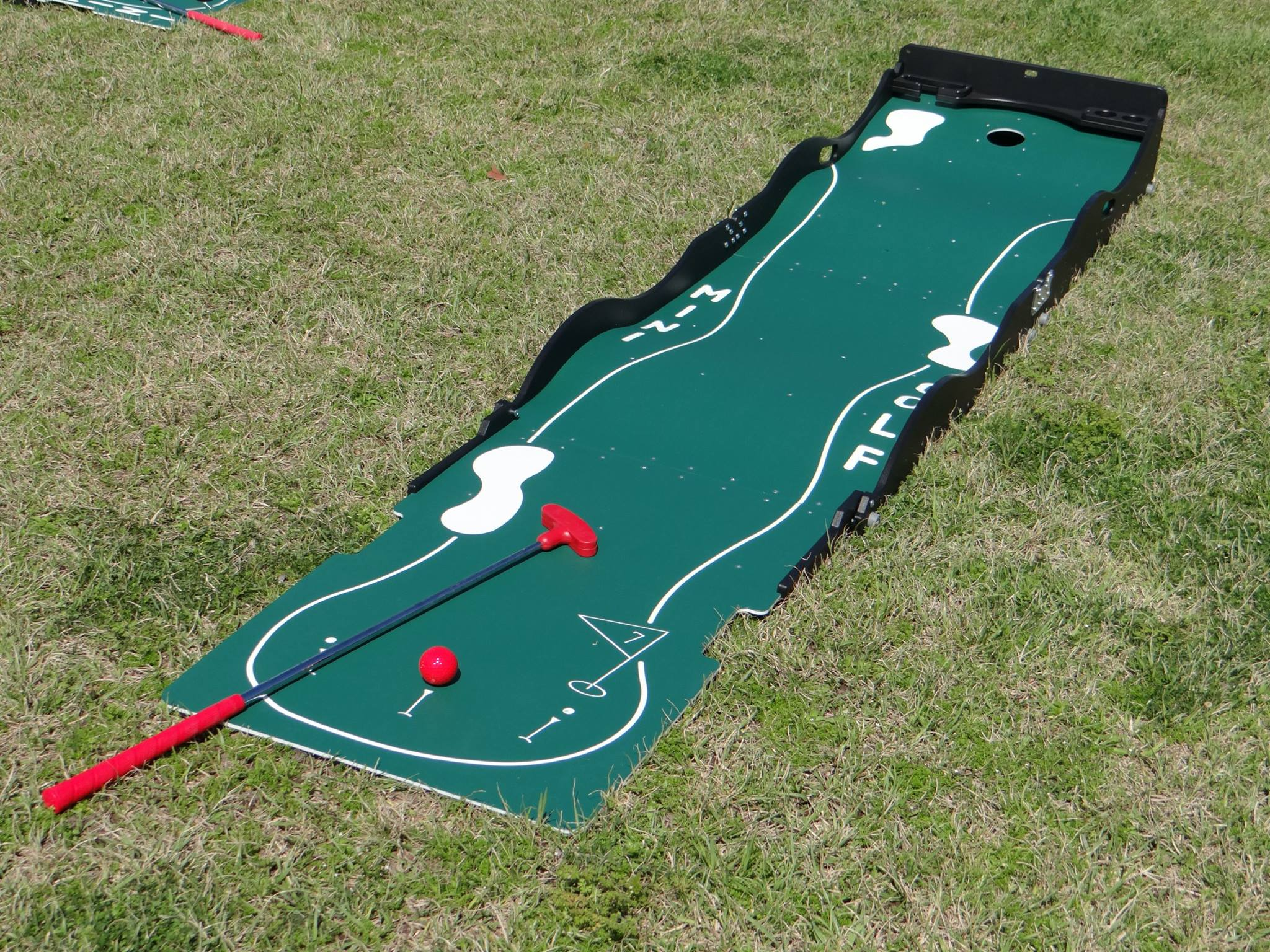Carnival Game - Mini Golf #7