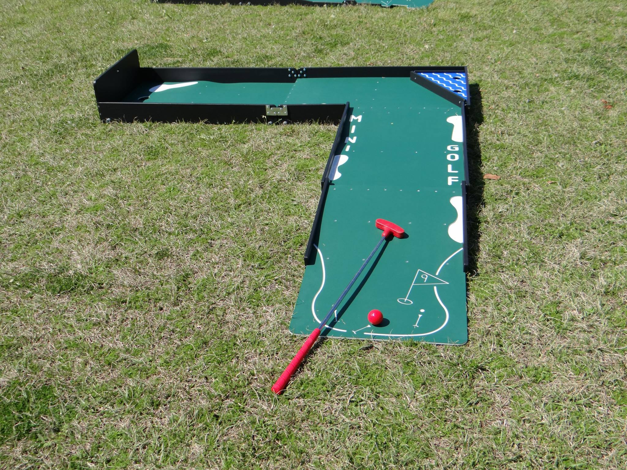 Carnival Game - Mini Golf #9