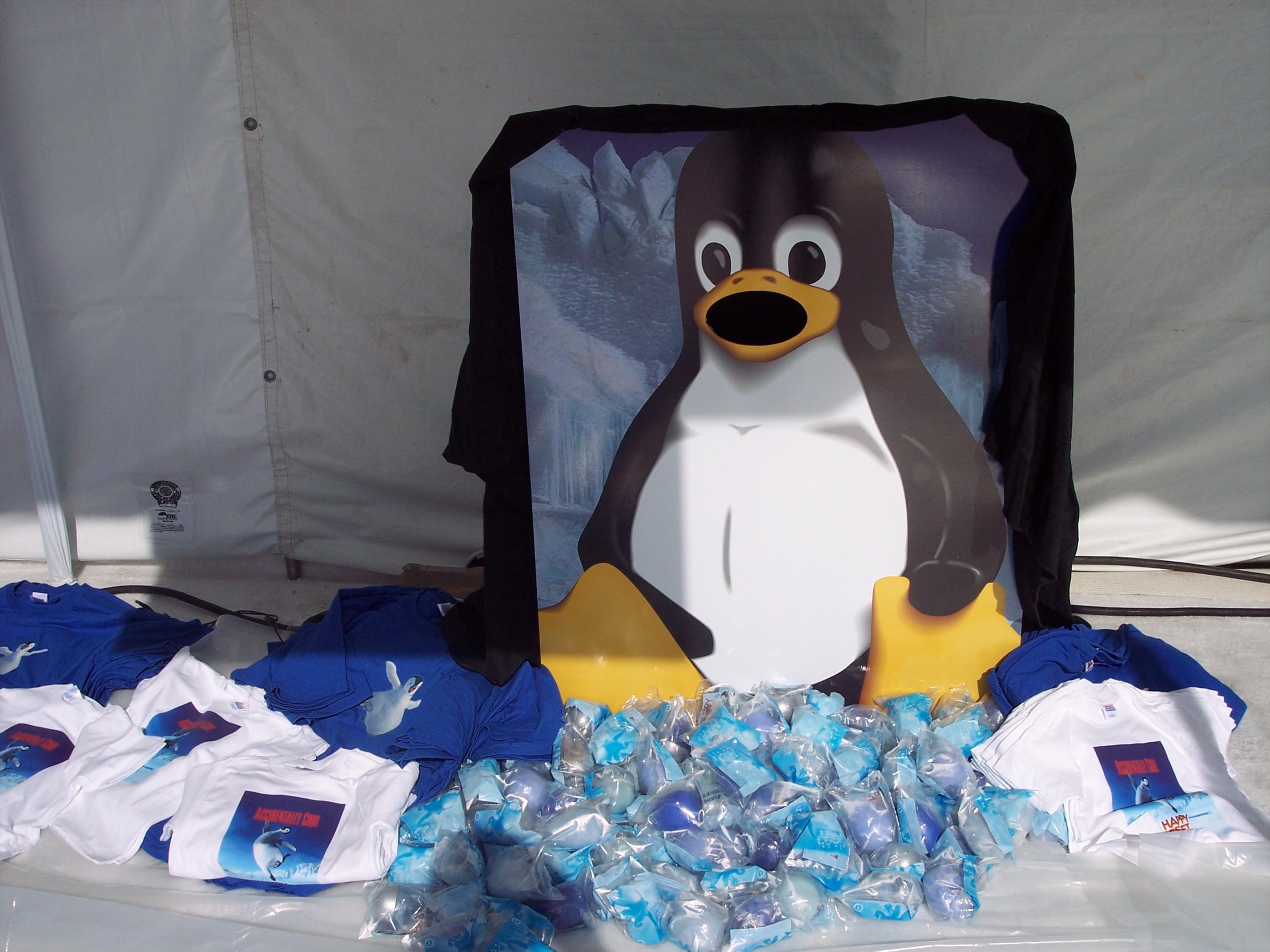 Penguin Feeding Frenzy