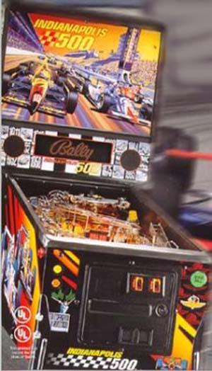 Pinball: Indy