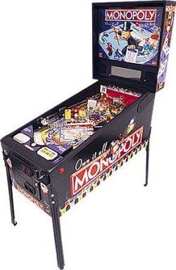 Pinball: Monopoly