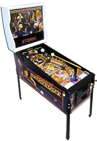 Pinball: Sharkey's Shootout