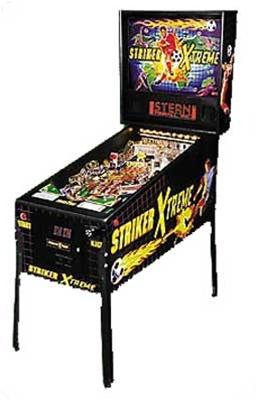Pinball: Striker Extreme