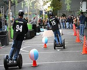 Segway Racers