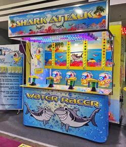 Shark Attack Water Racers