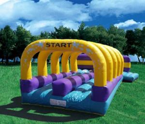 Slip 'N Slide (Dual Lane)