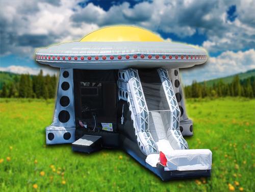 UFO Bounce/Slide Combo
