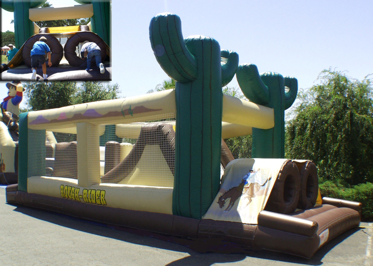 Western Obstacle Course