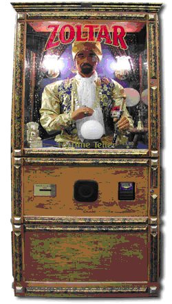 Zoltar the Fortune Teller