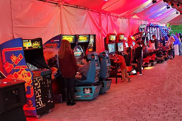 Arcade Row