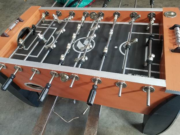 Foosball Table - Retro