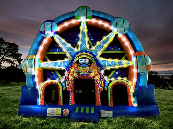 Fun House Ferris Wheel