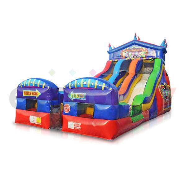 Fun House Super Slide