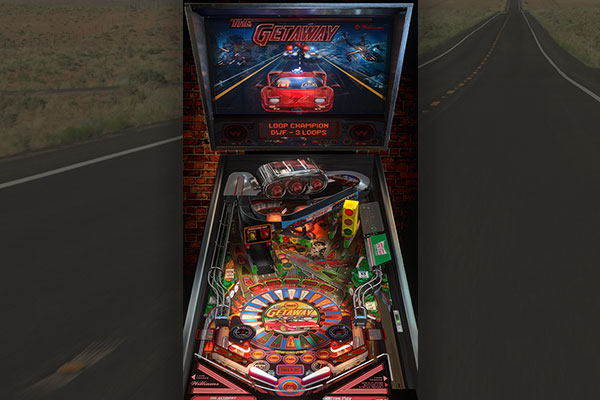 Pinball: Getaway
