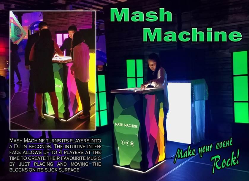 Mash Machine - Techno DJ