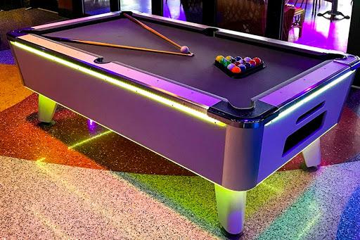 Pool Table - LED
