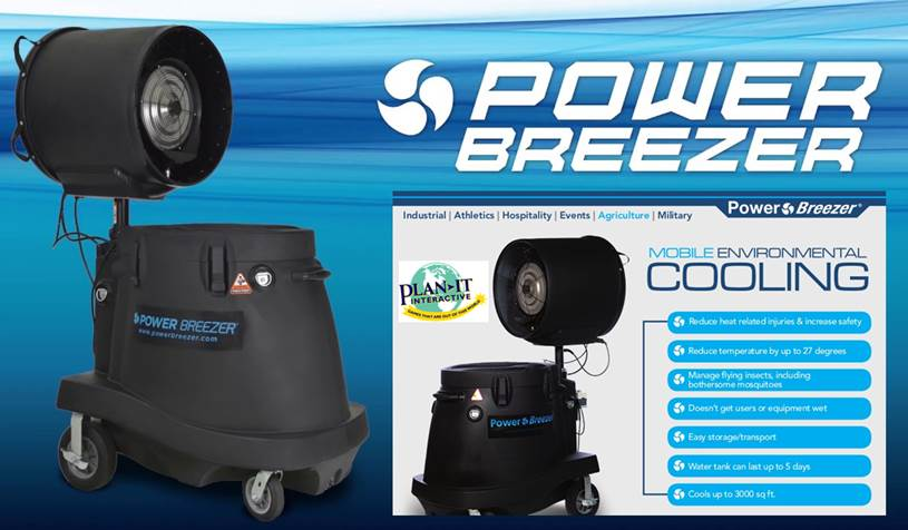 Power Breezer - Misty Station