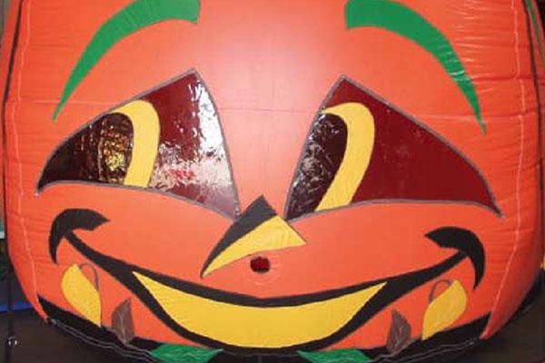 Pumpkin Balloon Typhoon