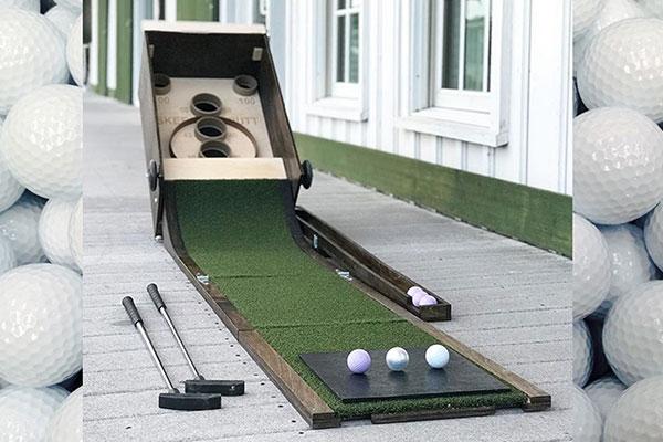 Putt Skee Golf