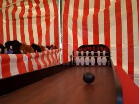 Carnival Game - 6 Pin Bowling