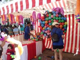 Carnival Game - Dart Balloon