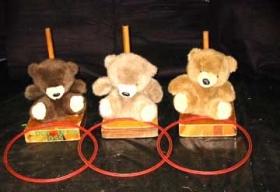 Carnival Game - Teddy Bear Toss