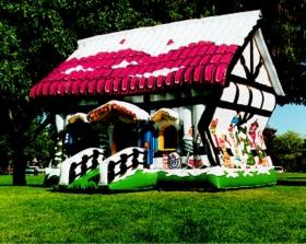 Crazy Cottage
