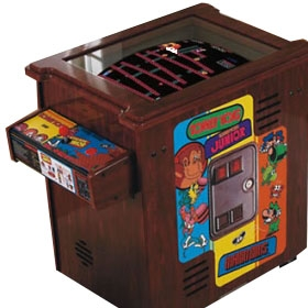 Donkey Kong (table top)