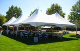 Festival Tent - 30'x60'