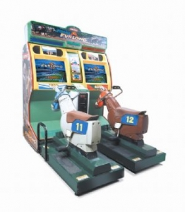 Final Furlong Horse Racing