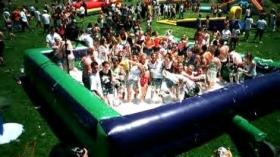 Foam Dance Party