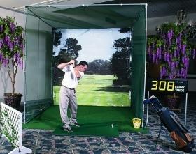 Golf Driving Range (Radar)