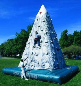 Inflatable Mountain