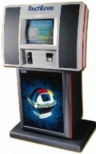 Jukebox-Bose Digital Touch Screen