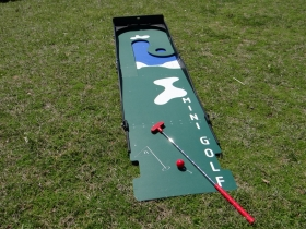 Carnival Game - Mini Golf #4