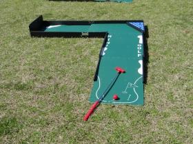 Carnival Game - Mini Golf #9