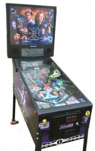 Pinball: X-Files