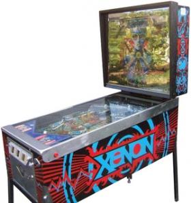 Pinball: Xenon