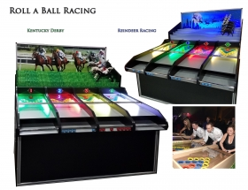 Roll a Ball Racing