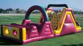 Slide/Obstacle Course