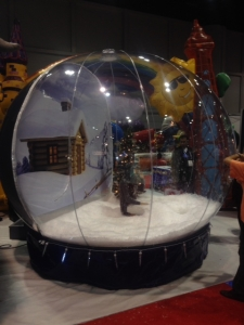 Snow Globe (Life Sized)