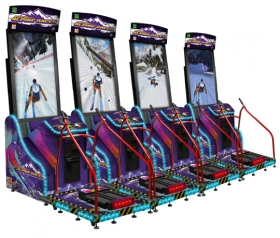 Super Alpine Racer (4 units pictured)