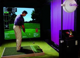 Virtual Reality Golf