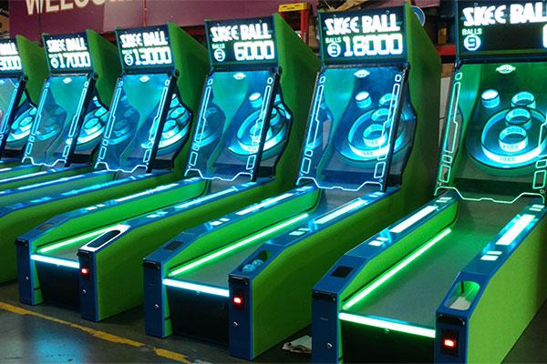 Skee Ball - LED